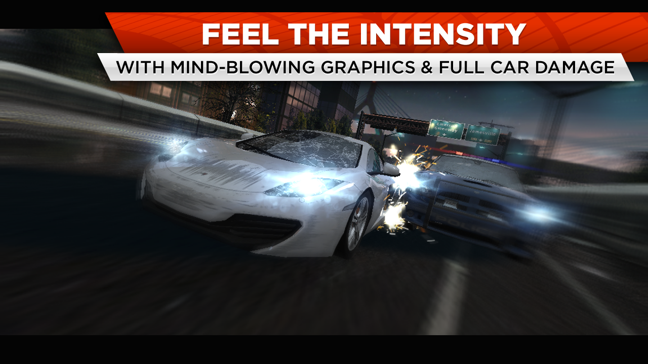 Need for Speed™ Most Wanted 1.3.128 Screen 1