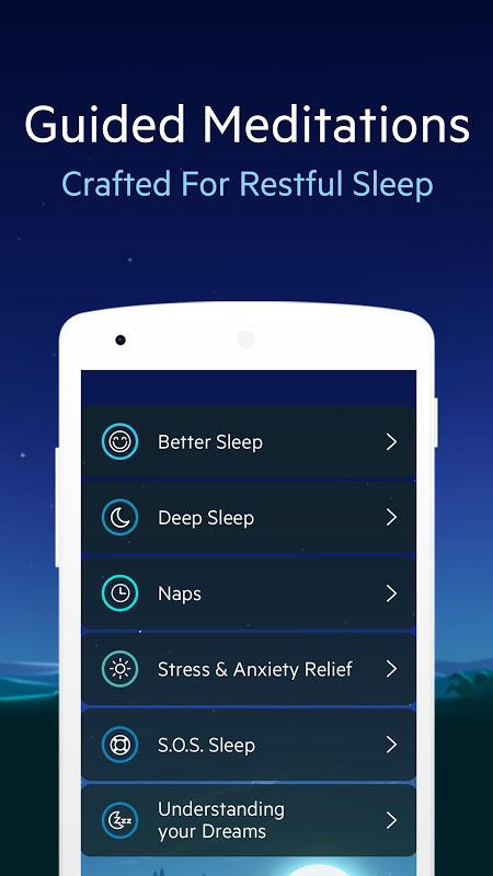 Relax Melodies: Sleep Sounds 6.3 Screen 1