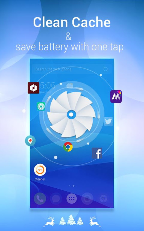 Android U Launcher Lite – FREE Live Cool Themes, Hide Apps Screen 5