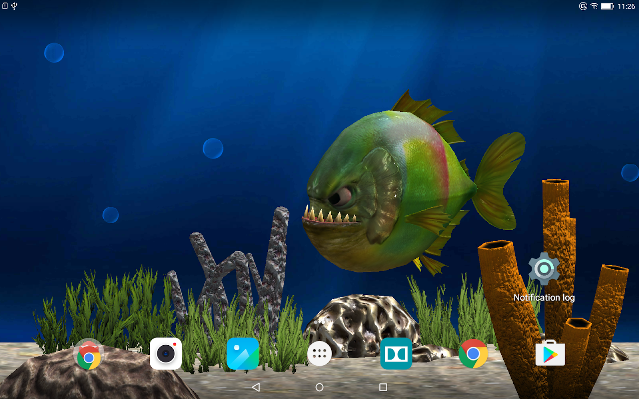 Aquarium Fish 3D Wallpaper APKs  Android APK