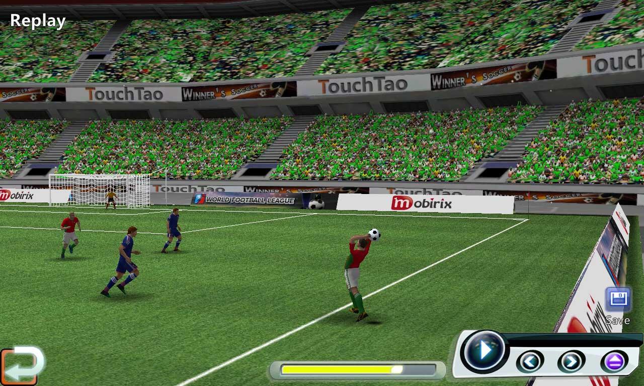 World Football League 1.9.6 Screen 1