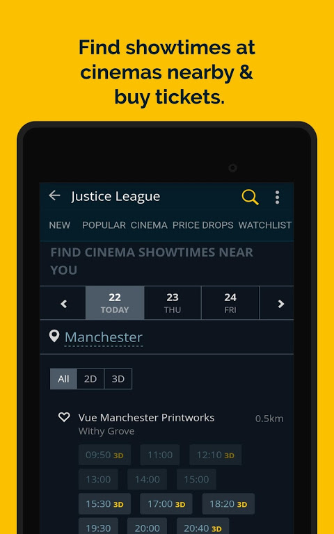 JustWatch - Search Engine for Streaming and Cinema 0.24.58 Screen 18
