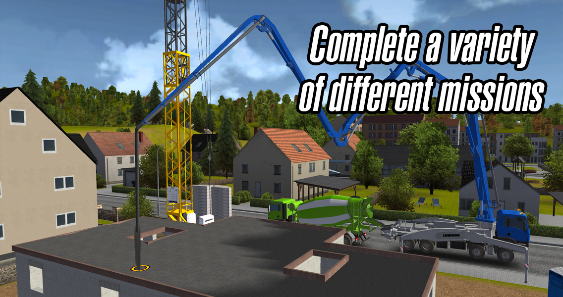Android Construction Simulator 2014 Screen 3