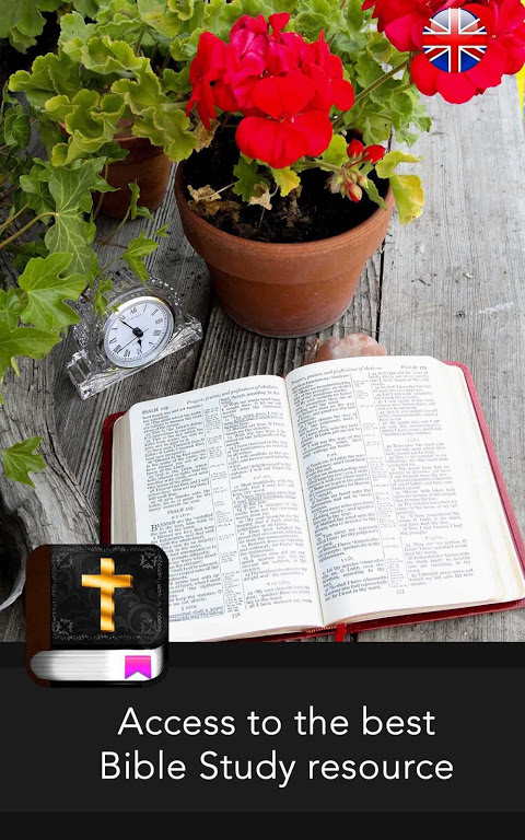 Android Study Bible free Screen 16