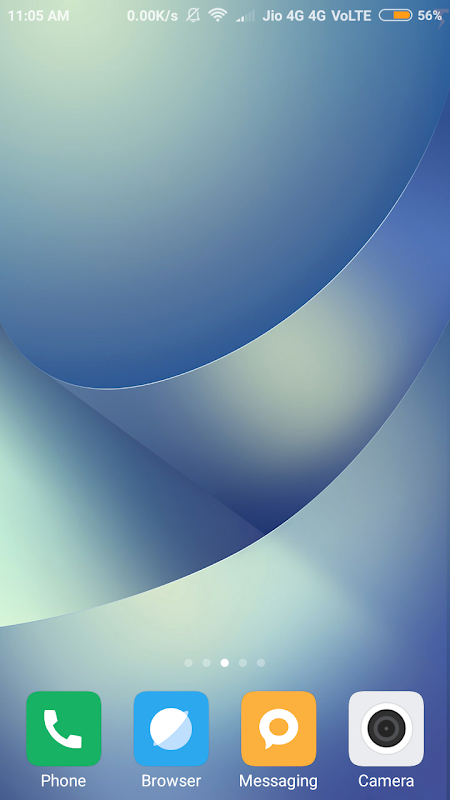 HD Asus Zenfone 4 Wallpaper 1.02 Screen 3
