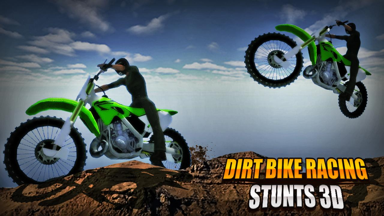 Dirt Bike Racing Stunts 3D 1.2 Screen 4