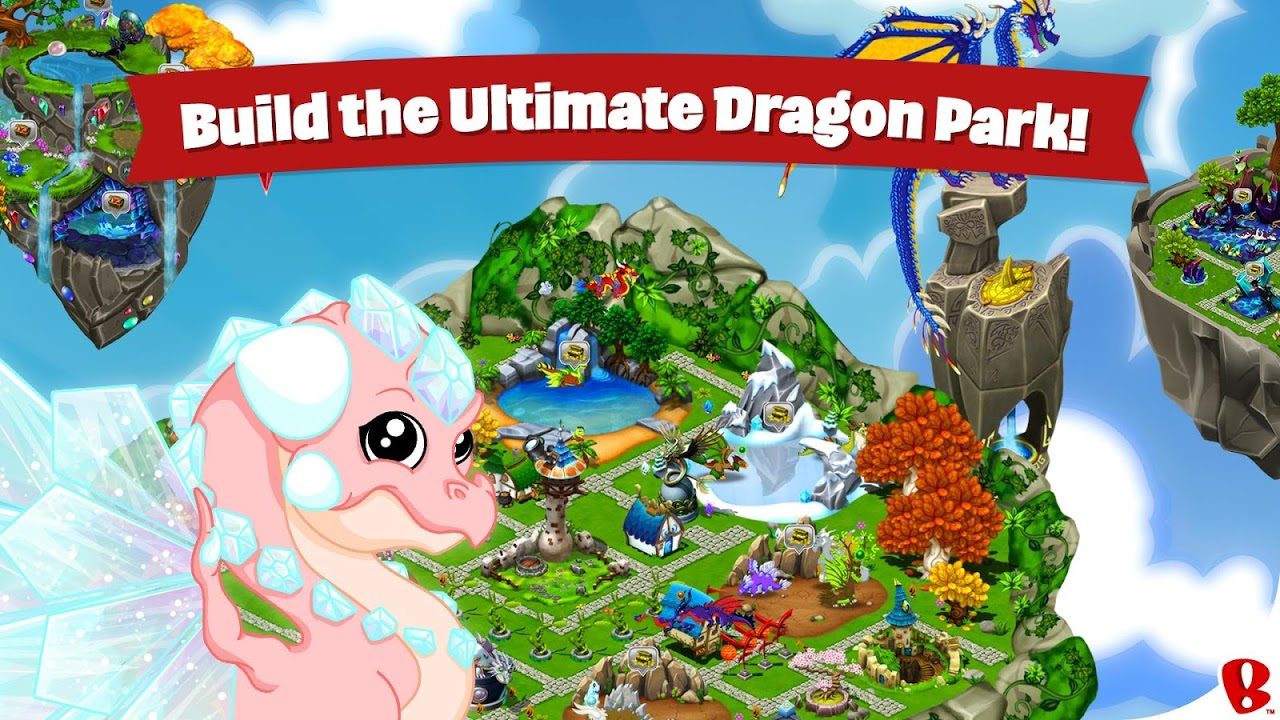 DragonVale 3.9.0 Screen 2