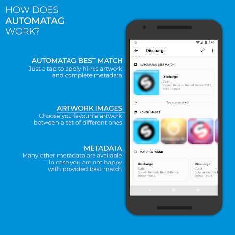 Automatic Tag Editor 1.8.2.14 Screen 1