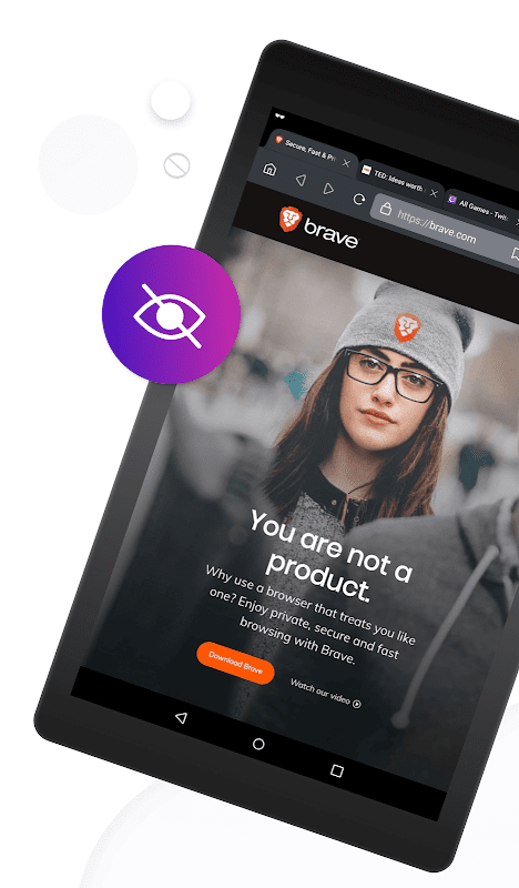 Brave Privacy Browser: Fast, safe, private browser 1.4.3 Screen 13