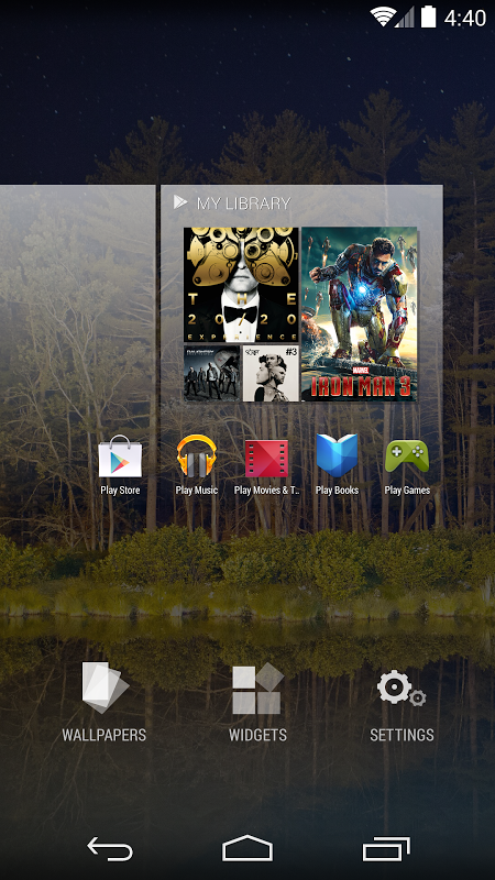 Google Now Launcher 1.4.large Screen 19