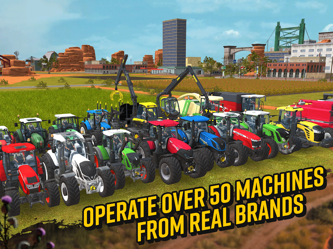 Android Farming Simulator 18 Screen 10