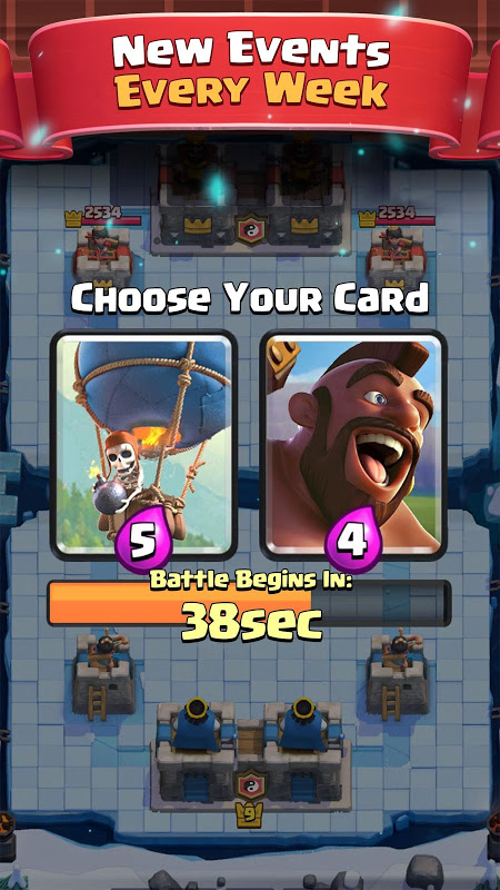 Clash Royale 2.5.4 Screen 3