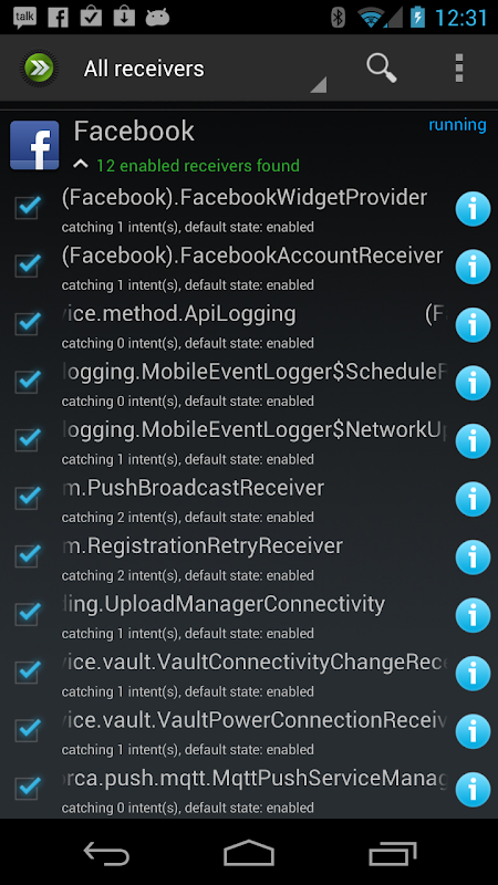Android ROM Toolbox Pro Screen 2