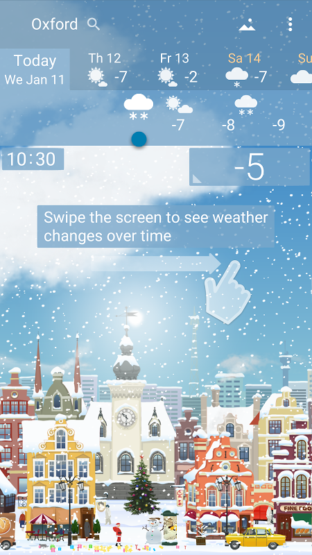 Precise Weather YoWindow 1.33.17 Screen 12