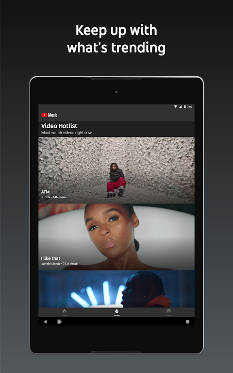 YouTube Music - Stream Songs & Music Videos 3.37.55 Screen 10