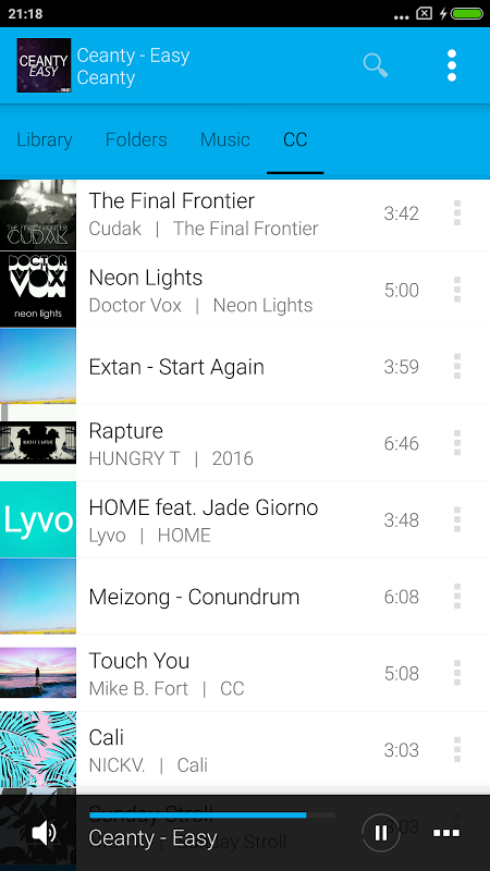 Avee Music Player (Lite) 1 2 68-lite APK Download by Daaw