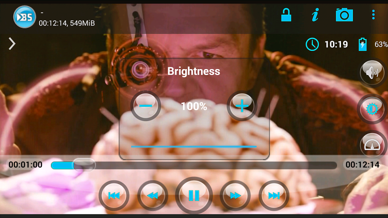 Android BSPlayer Screen 16