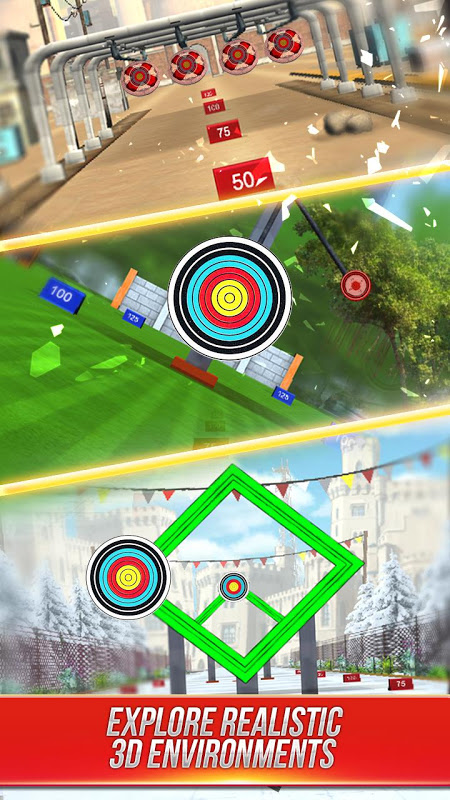 Android Shooting Master 3D Screen 5