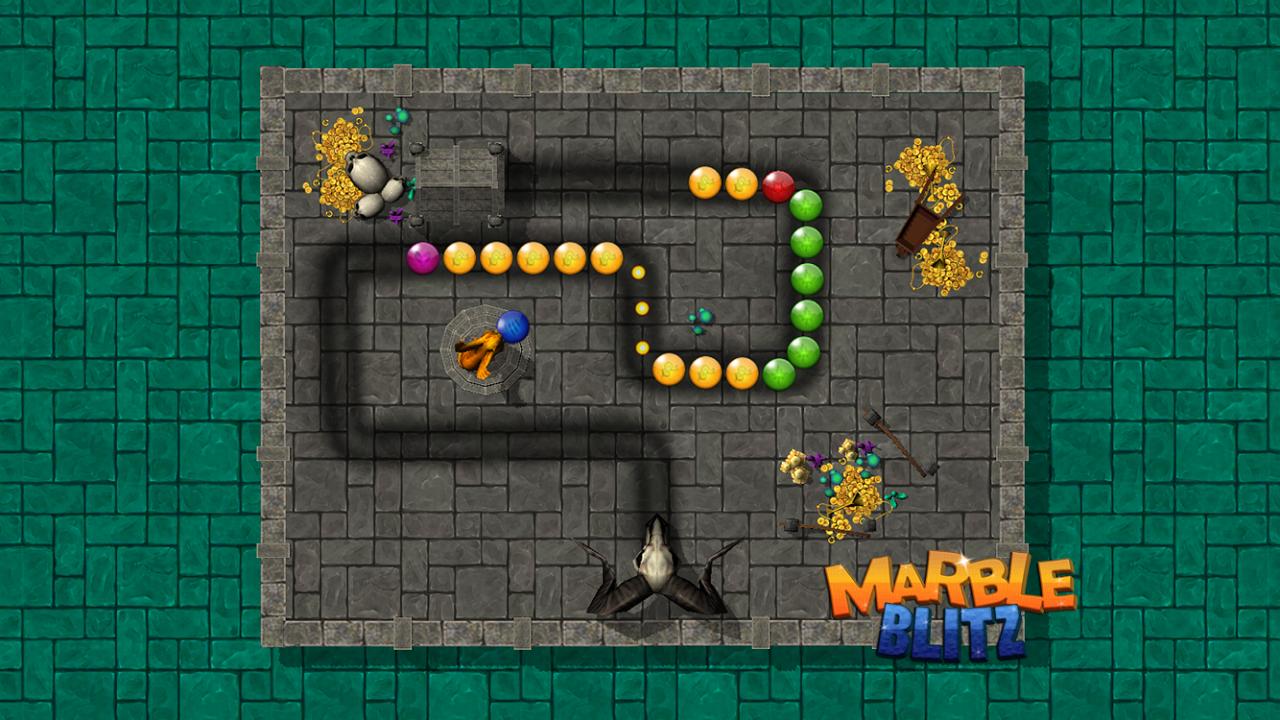 Android Marble Blitz Ball Blast Legend Screen 6