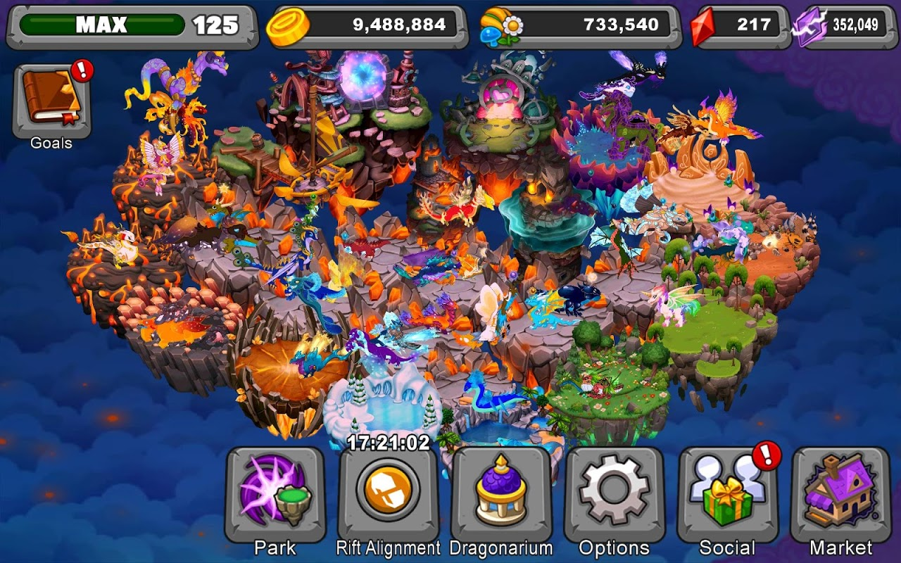 DragonVale 4.14.1 Screen 13