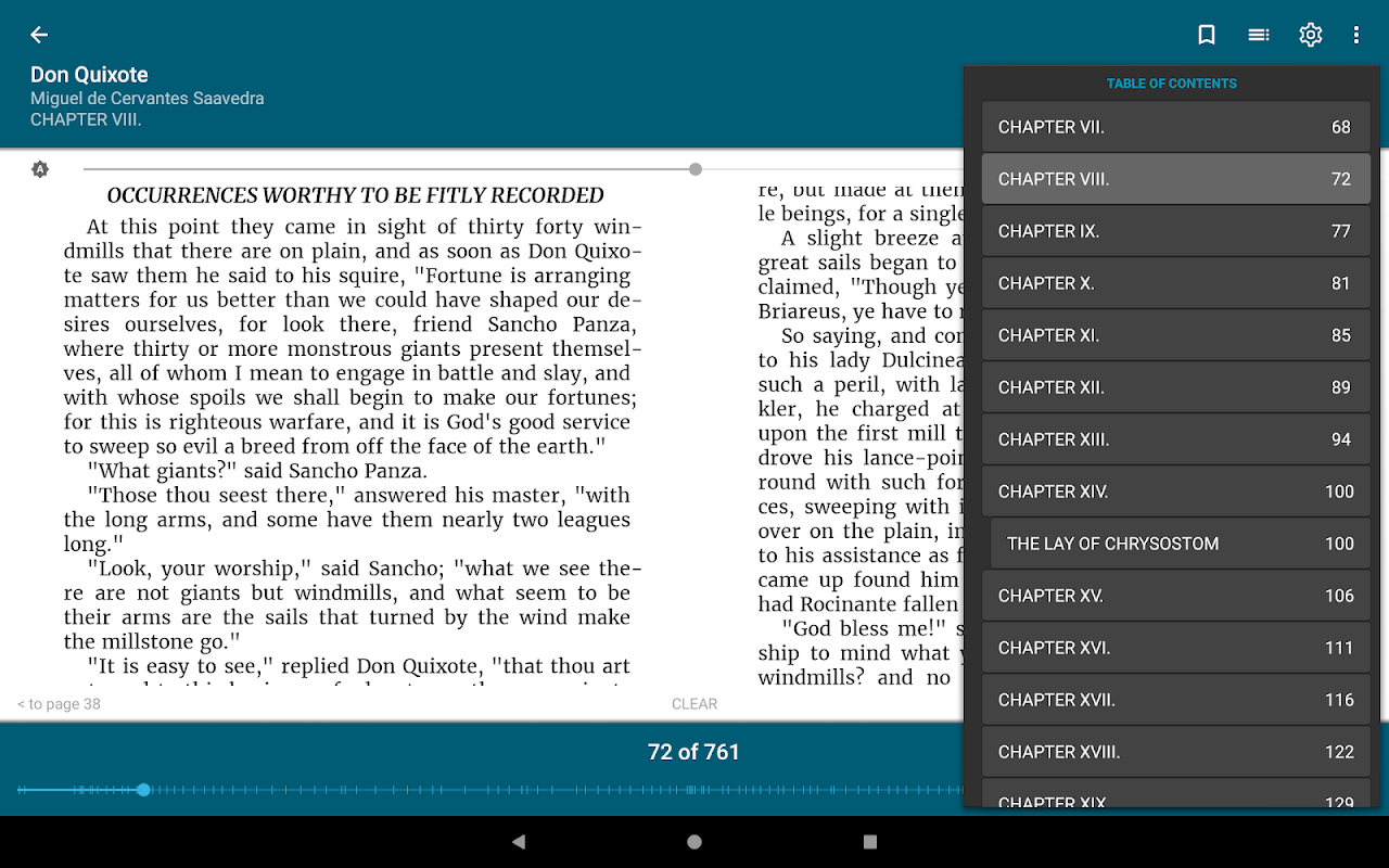 ReadEra - epub, pdf, docx ebook reader 19.01.10+730 Screen 12