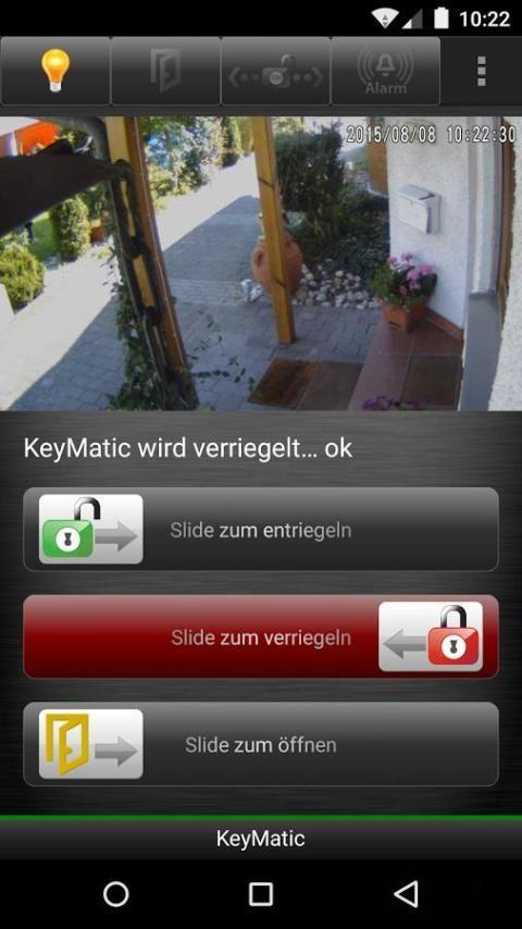 Android HomeKey Screen 2