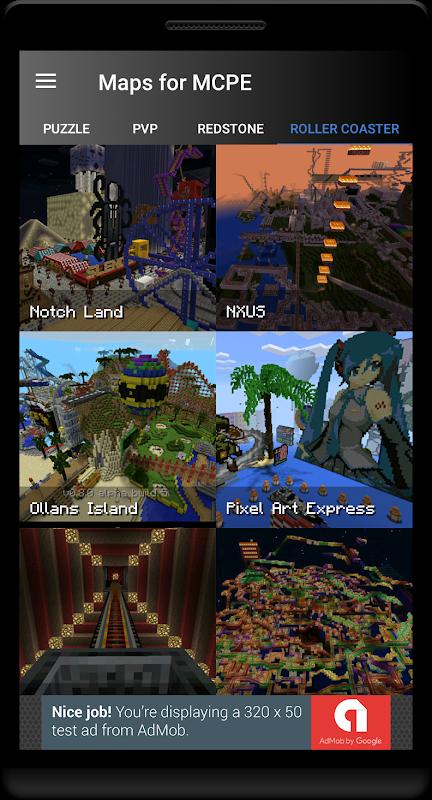 Maps for MCPE 1.0 Screen 4