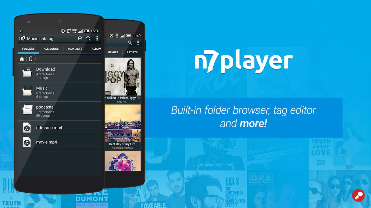 n7player Music Player Unlocker 1 2 APK Download by N7 Mobile