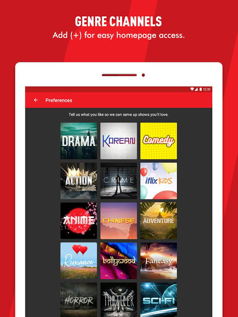 iflix 2.50.3-10532 Screen 5