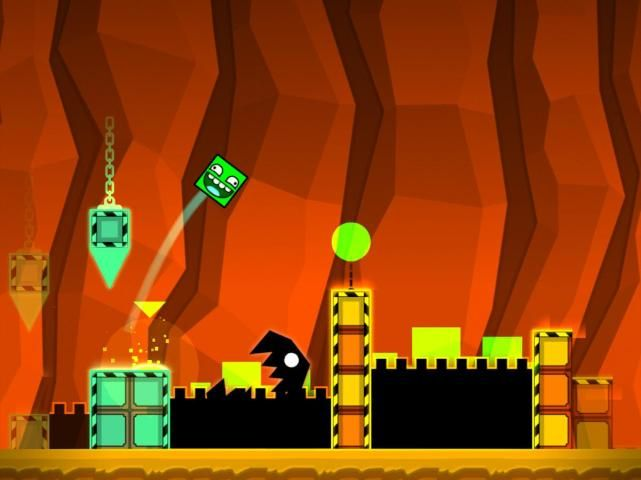 Geometry Dash World 1.03 Screen 9
