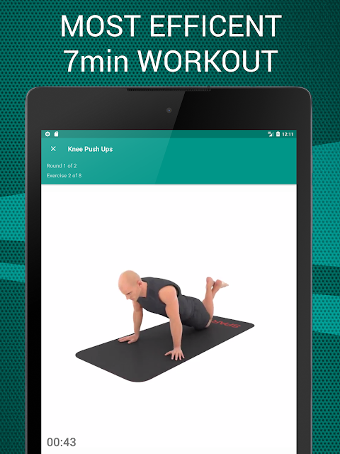 Android 7 Minute Workouts PRO - 99% DISCOUNT Screen 9