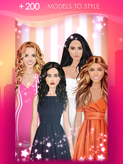 Android World of Fashion - Dress Up Screen 7