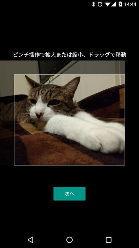 Android Google Japanese Input Screen 5