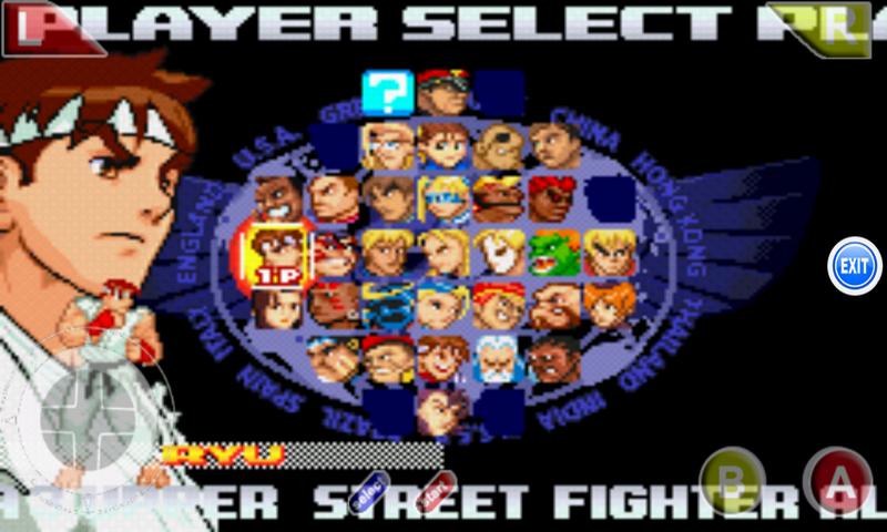 Street Fighter Alpha 3 APKs | Android APK