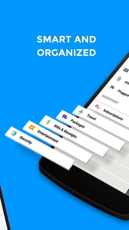Email -Fast & Secure mail for Gmail Outlook & more 2.0.0 Screen 5