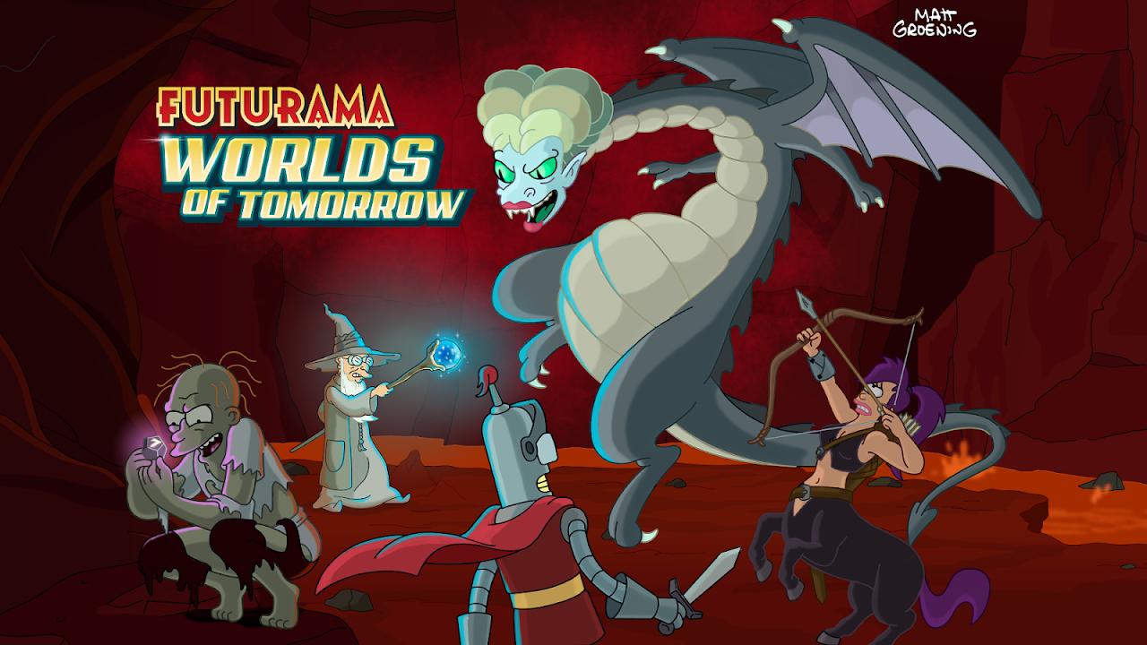 Android Futurama: Worlds of Tomorrow Screen 12