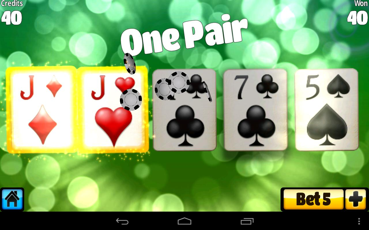 Video Poker Duel 2.0.402.0 Screen 2