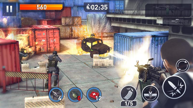 Elite Killer: SWAT 1.5.0 Screen 1