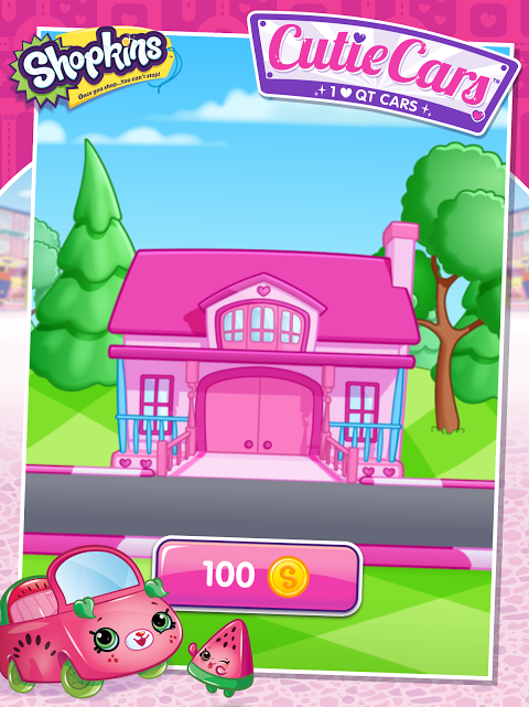 Android Shopkins: Cutie Cars Screen 6