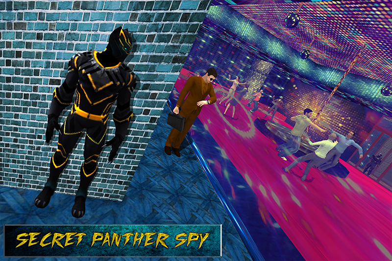 Secret Panther Spy Agent Game 1.0 Screen 3