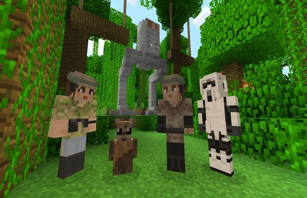 Skins for Minecraft 1.0 Screen 2
