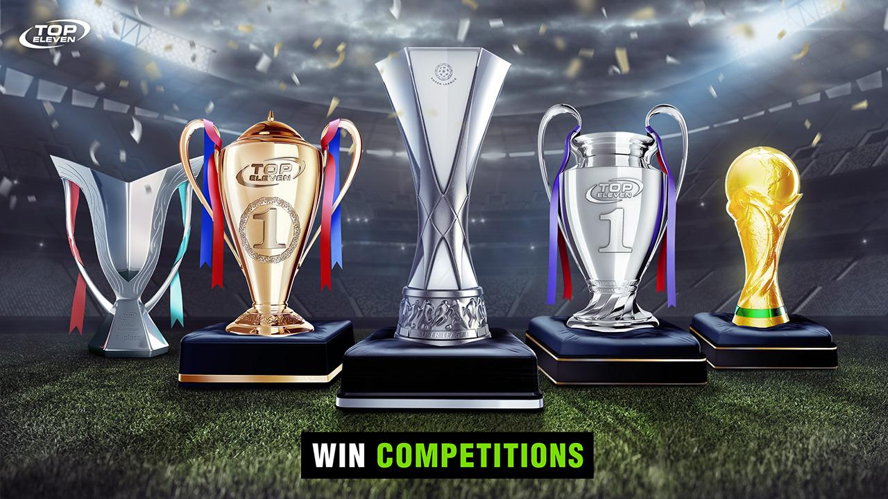 Top Eleven 2017 - Be a Football Manager 5.14 Screen 4