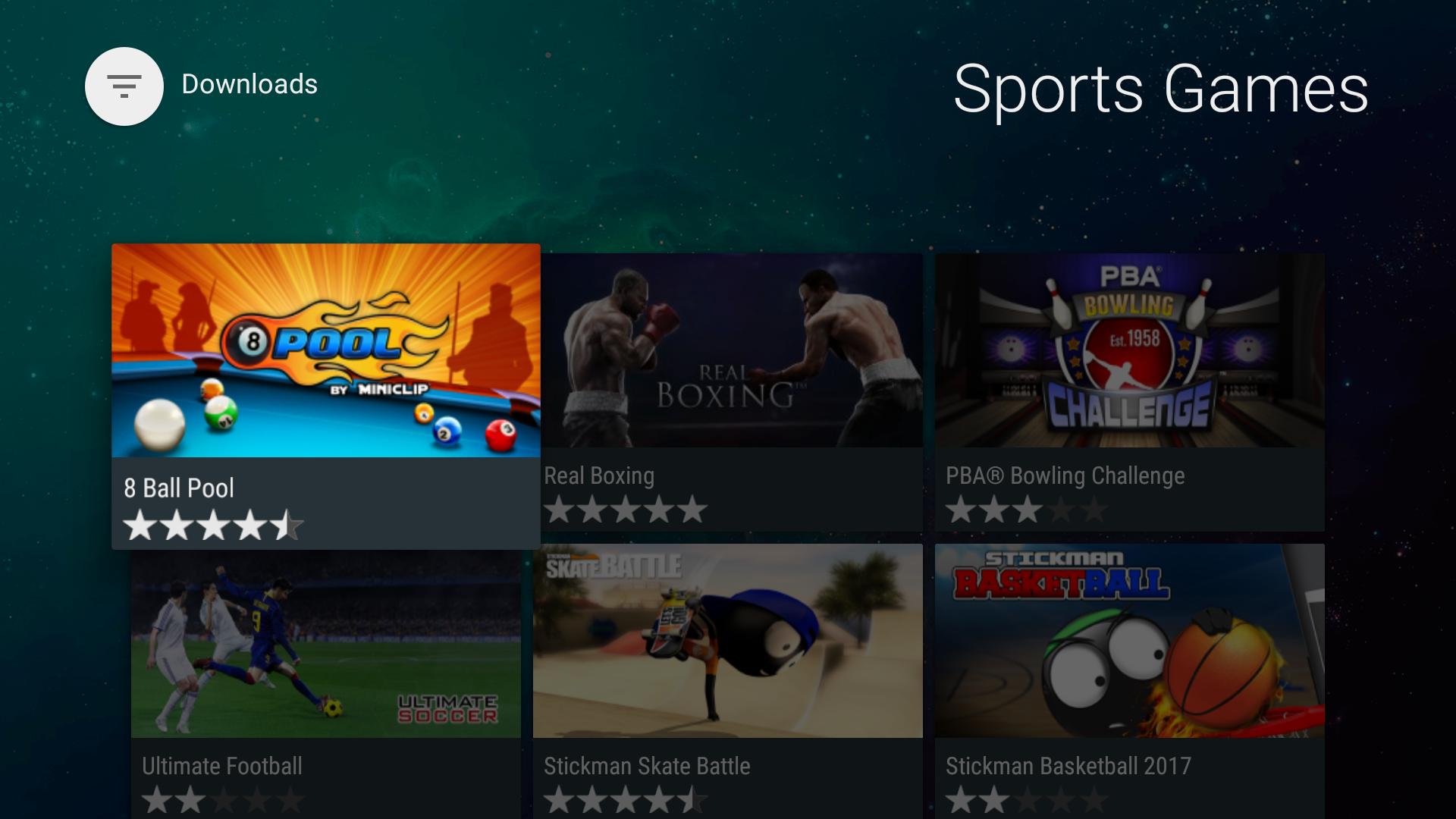 Aptoide TV 5.0.2 Screen 5