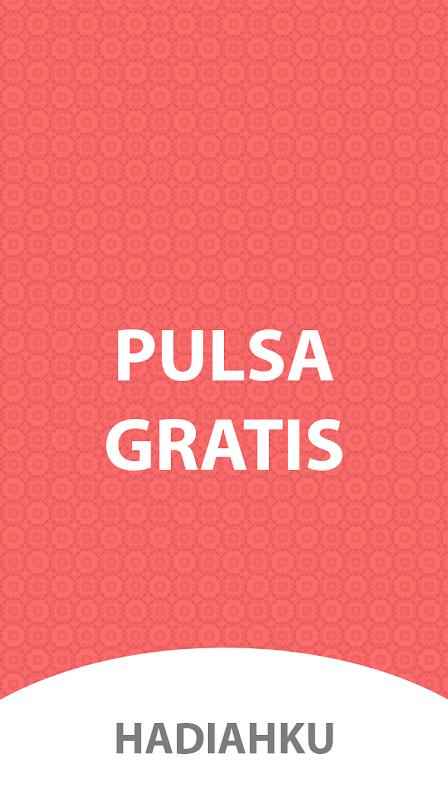 Android Hadiahku - Internet, Pulsa & Kuota Gratis Screen 3