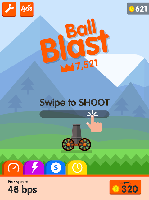 Android Ball Blast Screen 11