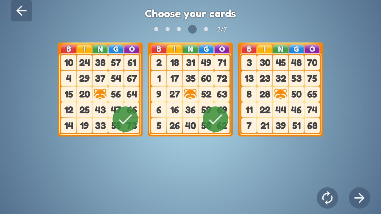 Bingo Set 1.3.0 Screen 4