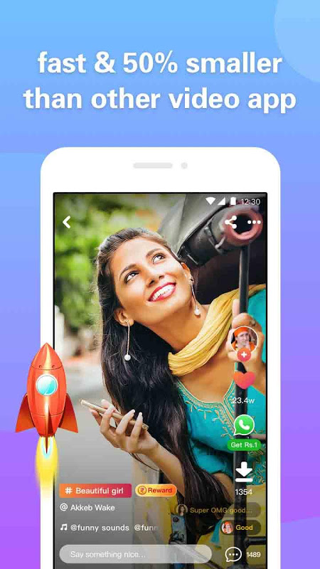 4Fun: Indian Videos, Share Fun 1 29 APK Download by
