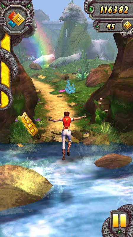 Android Temple Run 2 Screen 1
