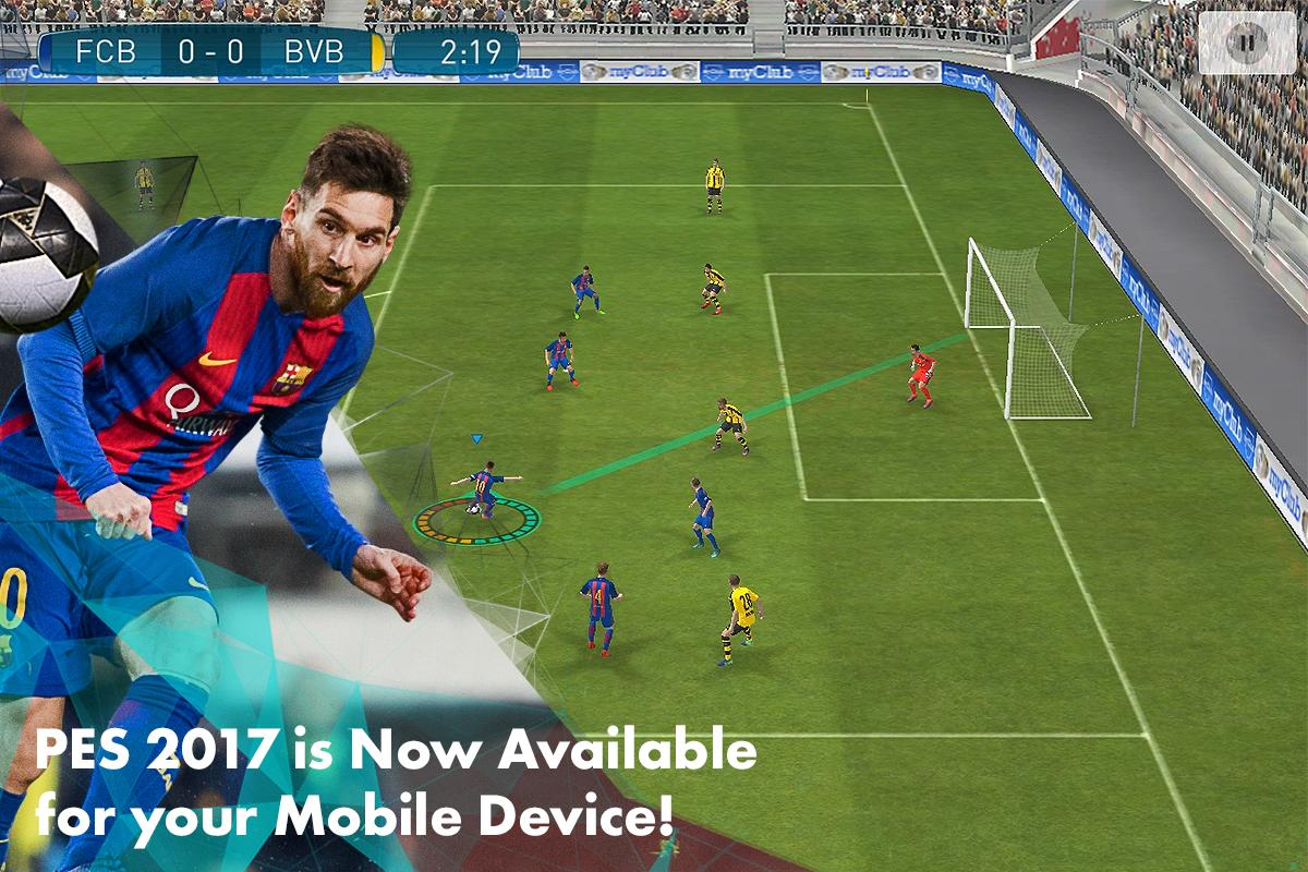 PES2017 -PRO EVOLUTION SOCCER- 1.0.0 Screen 2