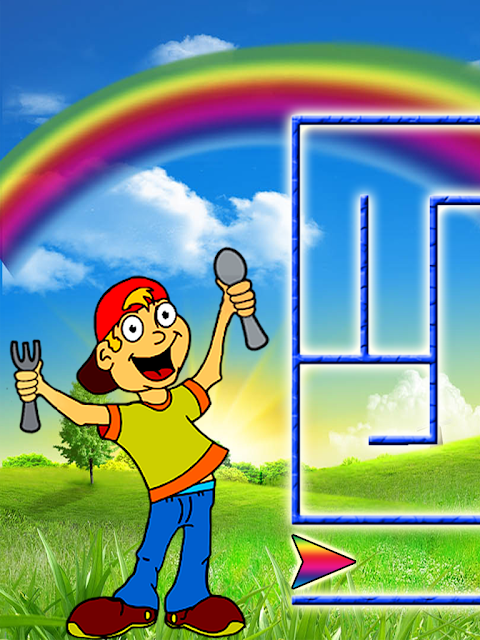 Android Kids Maze : Educational Kids Game Screen 3